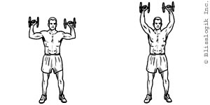 Shoulders Dumbbell Exercises